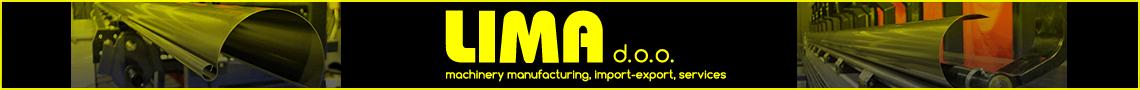 Lima d.o.o. proizvodnja strojeva Worcon
