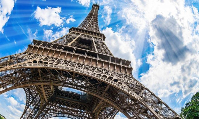 Tuesday's wonders of engineering: Eiffel Tower