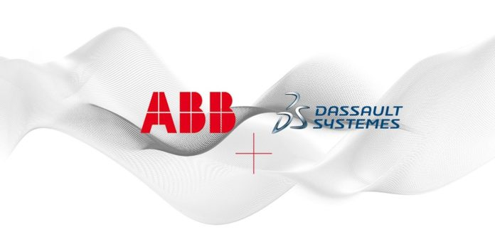 ABB and Dassault Systèmes Enter Global Software Partnership for Digital Industries
