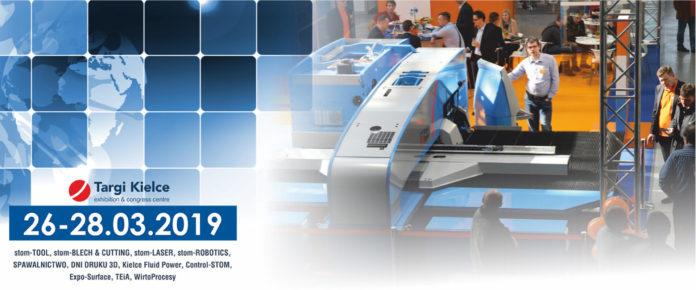 12th Metal processing, tools and machine tools fair STOM-TOOL