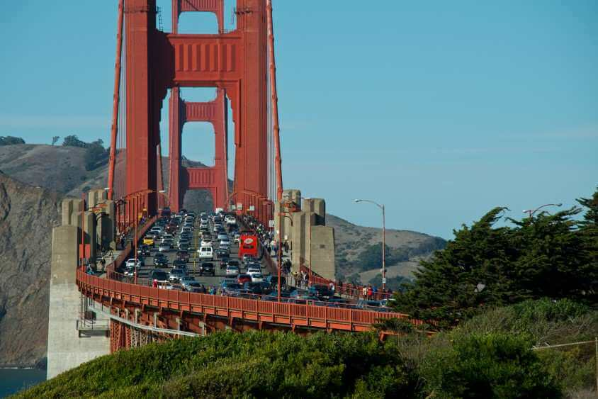 Tuesday's wonders of engineering: The Golden Gate Bridge