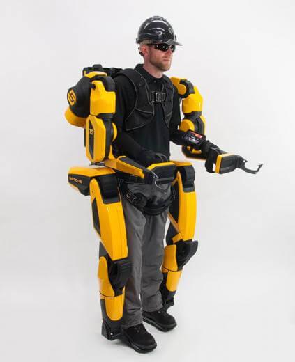 Prvi industrijski robotski egzoskelet s punjivom baterijom, razvijen od strane Sarcos Roboticsa biti će dostupan početkom 2020. godine.