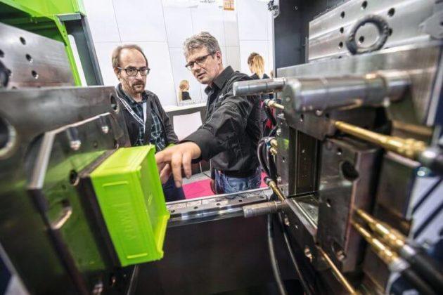 Oko 50% izlagača došlo je iz središnjeg sektora tvrtki za izradu alata, što je jedinstveno obilježje Moulding Expo.
