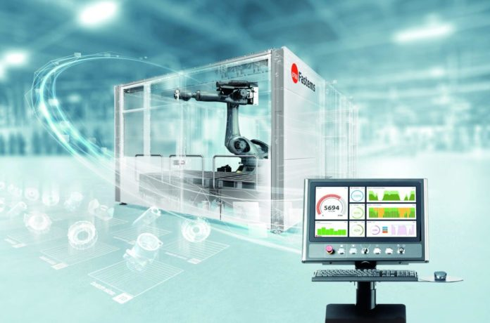 Fastems Introduces New Robot Cell for a Wide Range of Workpieces