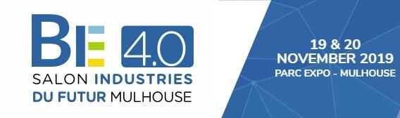 industrija 4.0 sajam Be 4.0 Mulhouse