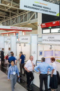 LASER World of PHOTONICS, taking place from June 24 to 27, 2019 in Munich, will be showcasing modern imaging and sensors, the leading international drivers in this key focus area—together with a substantial congress and supporting program.