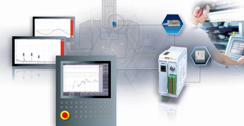 Genior Modularni GEMCMS-02 jednokanalni, kompaktni sustav za nadzor sudara i ublažavanje oštećenja može se koristiti kao samostalni sustav ili u kombinaciji s drugim Genior Modularnim rješenjima, te je integriran u alatne strojeve, opremu ili robote , kako bi zaštitili strojeve i minimizirali zastoje u programiranju, podešavanju ili pogreškama u radu.