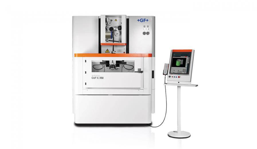 AgieCharmilles CUT C 350 wire EDM machine