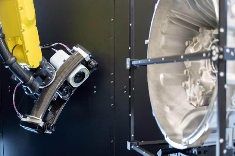 Hexagon Manufacturing Intelligence lansirao je i PartInspect L, prvi automatizirani 3D mjerni proizvod baziran na AICON tehnologiji skenera.