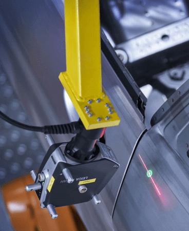 210 000 mjernih točaka u sekundi prikuplja Hexagon Metrology 3D skener površina