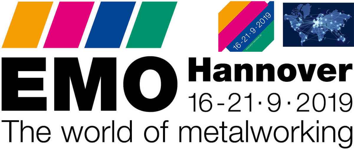"""EMO Hannover 2019 will take place from 16 to 21 September under the motto """"Smart technologies driving tomorrow's production!""""."""