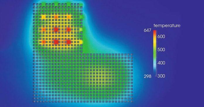 rezanje laserom od od 12.000 rupa u sekundi s promjerom od 1 µm