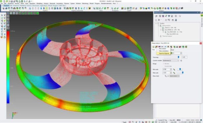Izašla verzija VISI 2020.0 Hexagonova softvera CAD/CAM