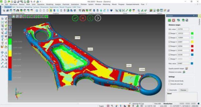 Hexagon VISI 2020.0 CAD/CAM released