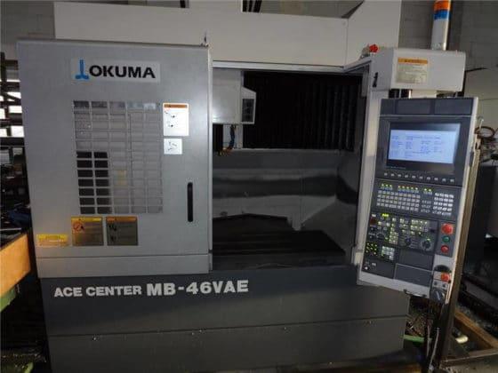 Okuma MB-46VAE