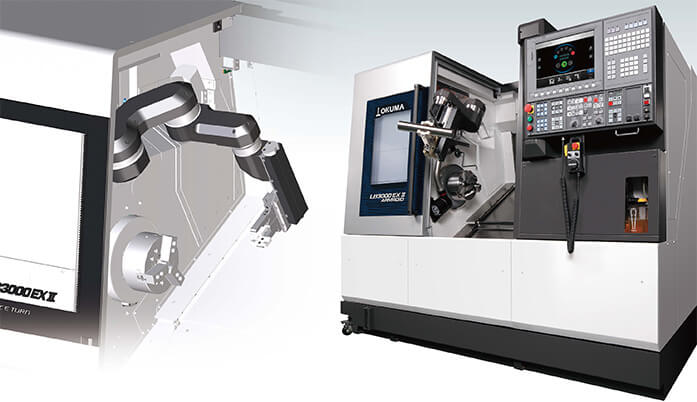 Okuma ARMROID Next-Gen Robot System for Enhanced Automation