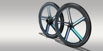 Arevo to display the world's first 3D-printed carbon fiber bike body
