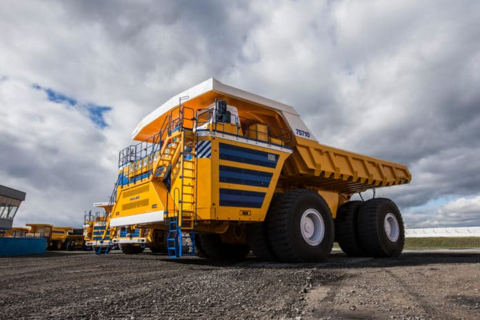 Tuesday's marvels of engineering: Belaz 75710