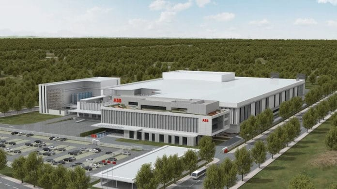 ABB's 'Factory of the Future' in China to Demo Safety, Sustainability