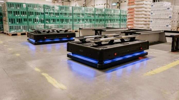 Hrvatska Atlantic Grupa implementira logističke robote Gideon Brothers