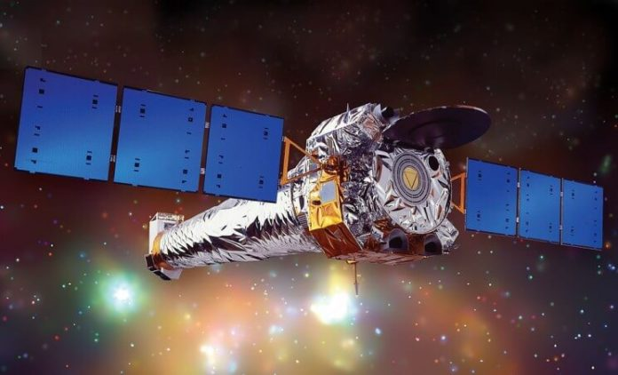 Tuesday's marvels of engineering: Chandra X-ray observatory
