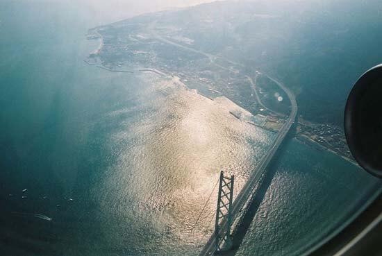 PEARL BRIDGE (AKASHI-KAIKYŌ)- JAPAN