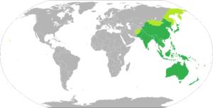 APAC regija