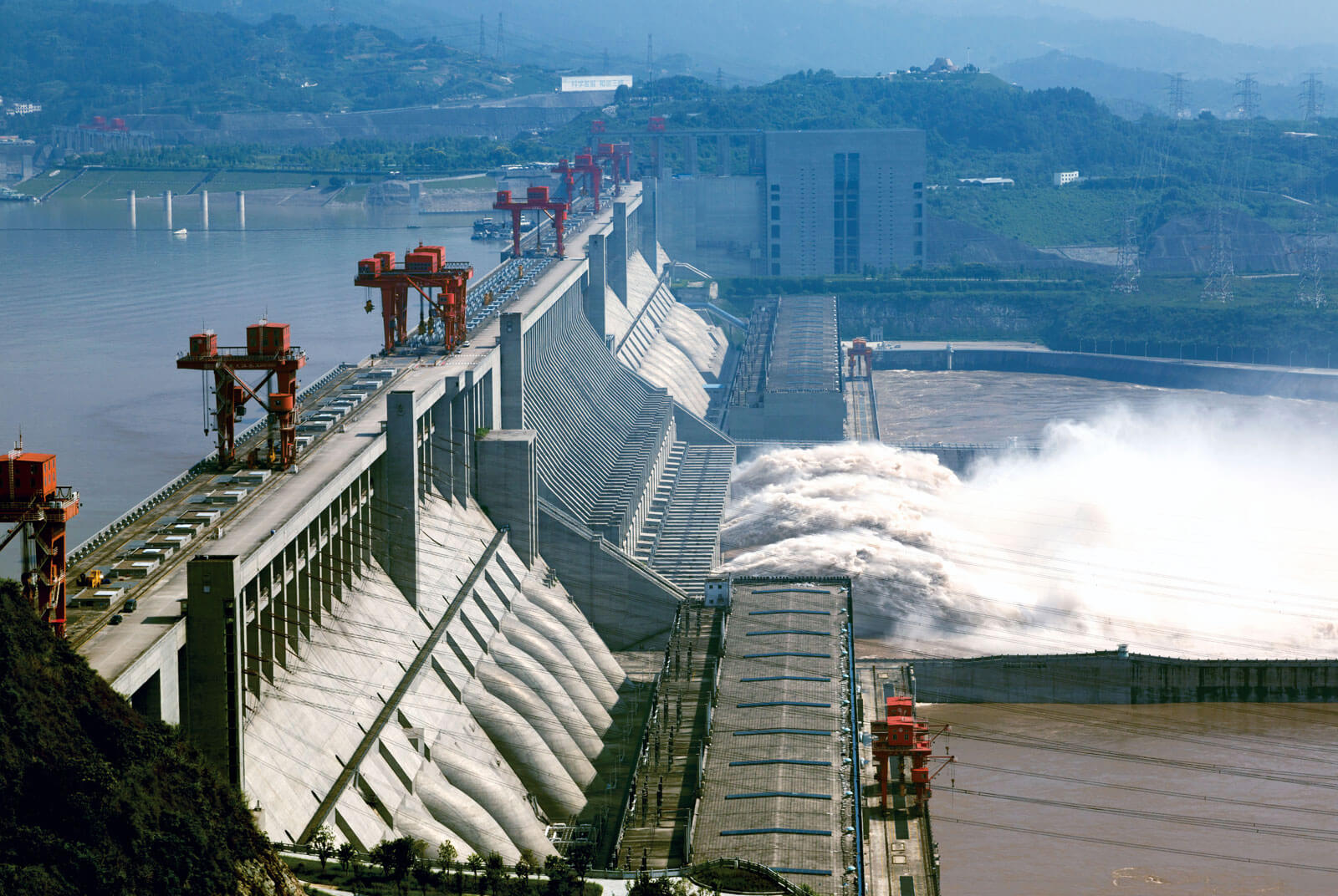 Hidroelektrana Tri klanca
