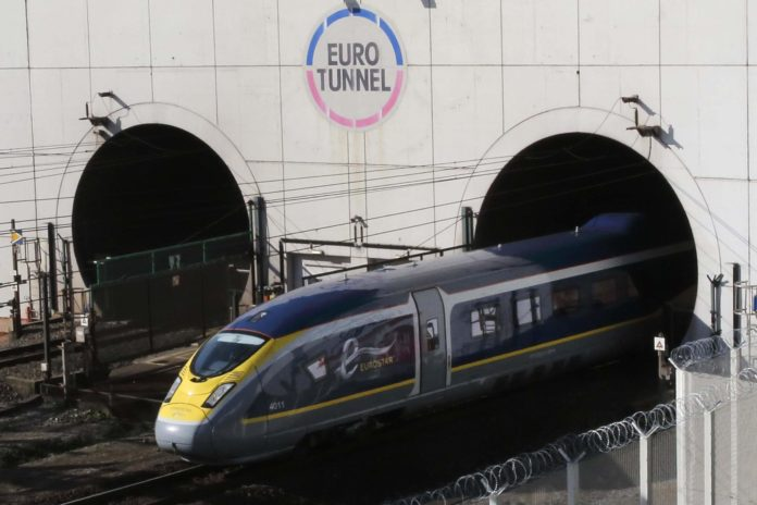 Tuesday's marvels of engineering: Channel Tunnel