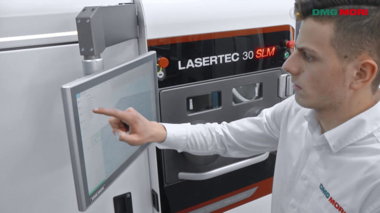 Lasertec 30 SLM 2nd Generation