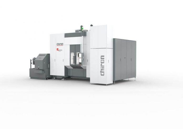 Chiron unveils new VMC for large components