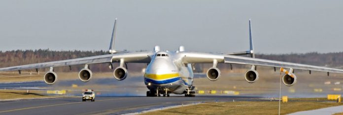Tuesday's marvels of engineering: Antonov An-225