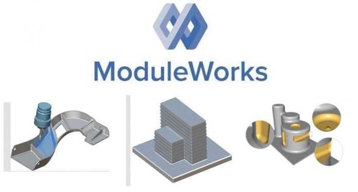 Moduleworks - release of 2019.12 CAD/CAM software components