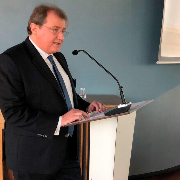 Stefan Zecha, Chairman of the Precision Tools Association of the VDMA