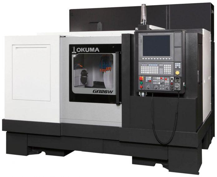 Okuma CNC Grinder