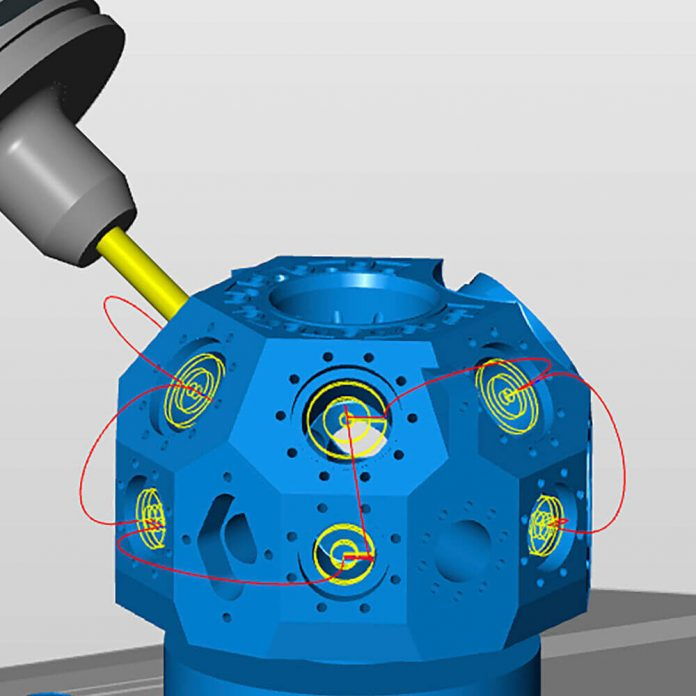 Efficient and collision-free in 5-axis machining