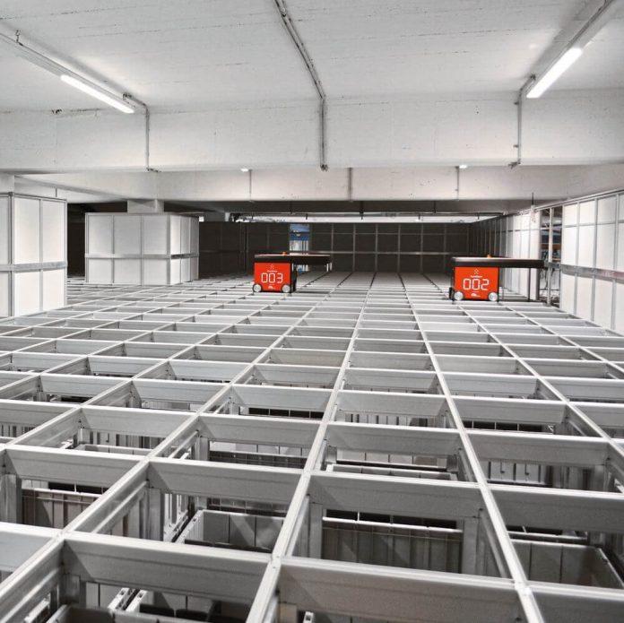 Povećani kapacitet isporuke zahvaljujući automatiziranom sustavu za pohranu