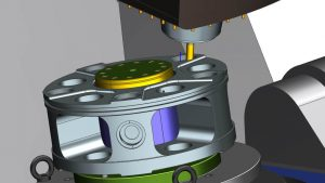 Siemens' NX Platform Includes CAM, AM and Postprocessing Software