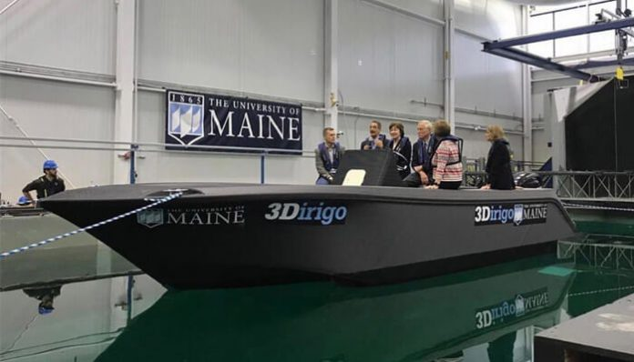 Tuesday's marvels of engineering: the world's largest 3D printed boat