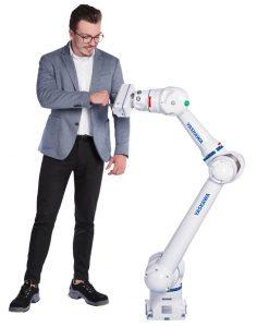 MOTOMAN Robot HC10DT IP67