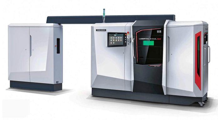 DMG MORI launches new Lasertec 30 Dual SLM 3D printer