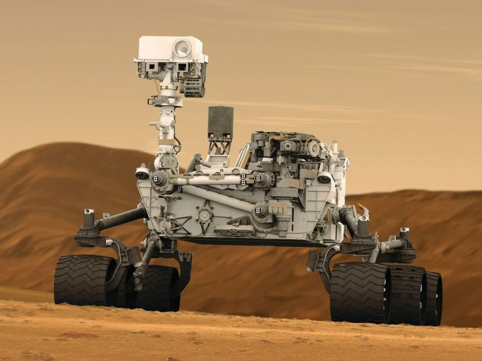 Tuesday's marvels of engineering: Curiosity rover