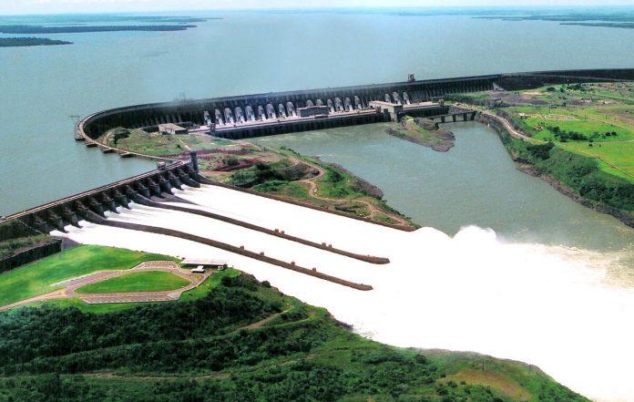 Tuesday's marvels of engineering: Itaipu Dam