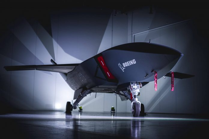 Tuesday's marvels of engineering: Boeing's new AI-powered drone