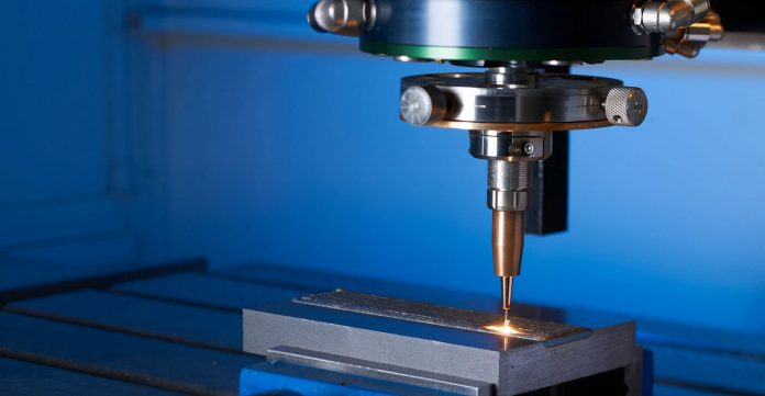 Chiron develops first Additive Manufacturing machine