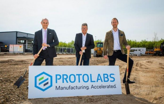 Protolabs boosts 3D printing capability with £10.5m European investment
