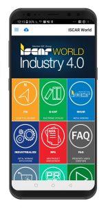 ISCAR WORLD app