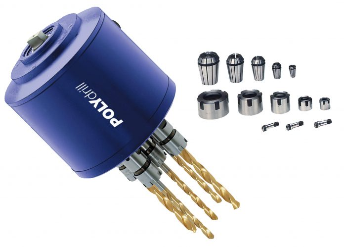 Friday's tools: Suhner's PolyDrill Multi-Spindle Drilling Heads