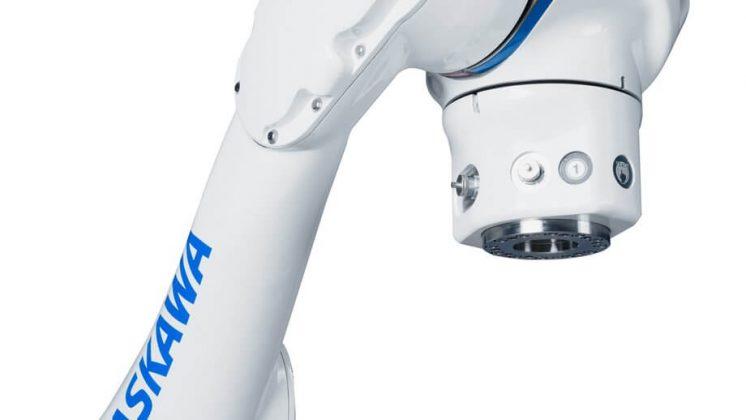 Yaskawa's new Cobot MOTOMAN HC20DT