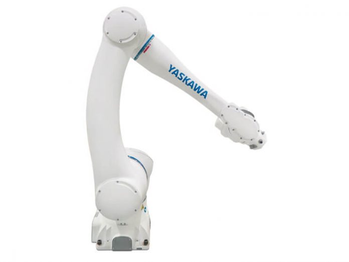 Novi Yaskawa Cobot MOTOMAN HC20DT